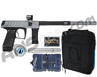 Field One Force Paintball Gun - Dust Titanium/Dust Black