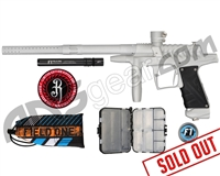 Field One/Bob Long Ripper G6R Intimidator - Dust White