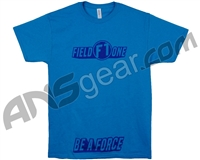 Field One Be A Force T-Shirt - Blue
