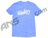 Field One Dynasty Hypercolor T-Shirt - Blue/White