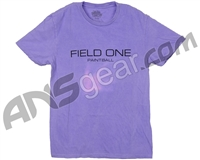 Field One Hyper T-Shirt - Purple/Pink