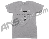 Field One Basic T-Shirt - Grey