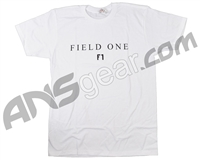 Field One Basic T-Shirt - White