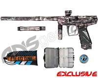 Bob Long Victory V-Com Paintball Gun - Acid Grey