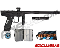 Field One/Bob Long Victory V2 T-Rex Paintball Gun - Dust Black/Dust Black