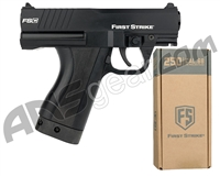 First Strike Compact FSC Paintball Pistol w/ FREE 250ct First Strike Rounds