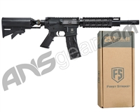 First Strike Tiberius Arms T15SF (Select Fire) Paintball Gun w/ FREE 250ct First Strike Rounds