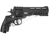 First Strike Roscoe .50 Caliber Paintball Revolver - Black