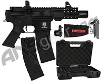 First Strike T15 Machine Pistol Paintball Gun - Black