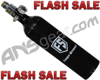 FLASH SALE - First Strike Guerrilla Aluminum Flat Bottom Air Tank - 26/3000