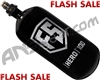 First Strike Hero 2 Carbon Fiber Air Tank - 100/4500 - Black