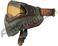 First Strike Push Unite Goggles - Olive/Brown