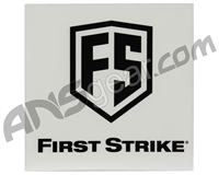 "First Strike 6"" Decal (Single) - Black (581-11-5913)"
