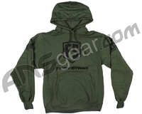 First Strike Shield Pull Over Hooded Sweatshirt - Olive Drab