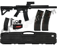 First Strike T15 DMR Paintball Gun w/ (2-Pack) V2 20 Round Magazines FREE