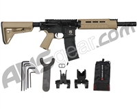 First Strike Semi-Auto T15 Paintball Gun w/ Magpul Accessories