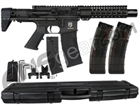 First Strike Tiberius Arms T15 PDW Paintball Gun w/ (2-Pack) V2 20 Round Magazines FREE