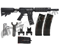 First Strike Tiberius Arms T15SF (Select Fire) Paintball Gun w/ (2-Pack) V2 20 Round Magazines FREE