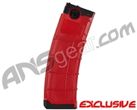 First Strike/Tiberius Arms T15 V2 20 Round Magazine (Single) - Limited Edition Red