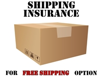 Shipping Insurance For Free Shipping Option