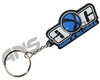 Gen X Global Key Chain - Blue