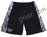 GI Sportz Imperial Team Tech Shorts - Black