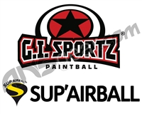 2014 GI Sportz 50 Inflatable Bunker SupAirBall Complete Field