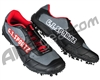GI Sportz Fast'r Paintball Cleats - Black/Red
