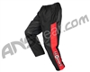 GI Sportz Grind Paintball Pants - Black/Red