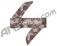 GI Sportz Head Band - Tan