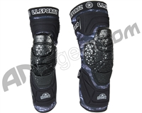 GI Sportz Race 2.0 Series Knee Pads - Black