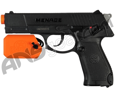 GI Sportz .50 Cal Menace Paintball Pistol - Black