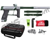 GI Sportz Stealth Paintball Gun - Silver/Green