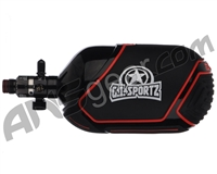 GI Sportz Tank Cover - Black/Red