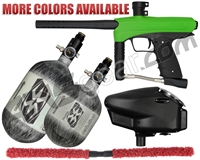 GoG eNMEy Competition Paintball Gun Package Kit