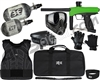 GoG eNMEy Level 5 Protector Paintball Gun Package Kit