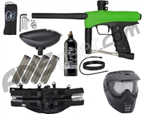 GoG eNMEy Epic Paintball Gun Package Kit - Freak Green