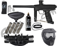 GoG eNMEy Epic Paintball Gun Package Kit - Jet Black