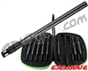 GOG Complete Freak XL Carbon Fiber Barrel Kit w/ Blackout Inserts - Tippmann 98