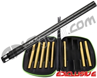 GOG Complete Freak XL Carbon Fiber Barrel Kit w/ Gold Inserts - Tippmann A5