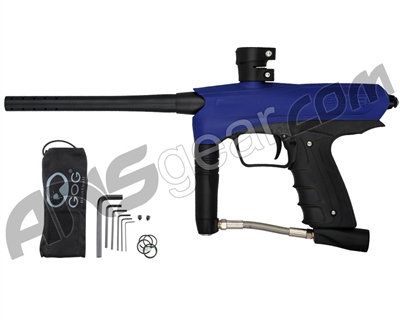 GoG .50 Caliber eNMEy Paintball Gun - Razor Blue
