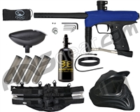 GoG eNMEy Legendary Paintball Gun Package Kit - Razor Blue