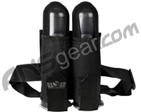 Gen X Global 2 Pod Vertical Paintball Harness - Black