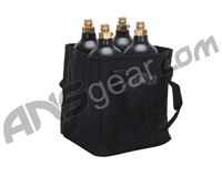 Gen X Global 4 Tank Carrying Bag - Black
