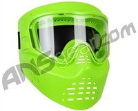 Gen X Global X-VSN Paintball Mask - Lime