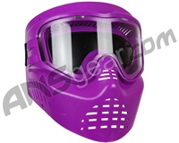 Gen X Global X-VSN Paintball Mask - Purple