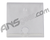 Replacement Halo Backplate - Clear