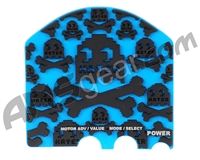 Hater Prophecy Rubber Back Plate - Creeper