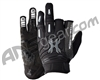 HK Army 2014 Hardline Paintball Gloves - Charcoal