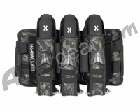 HK Army 2014 Eject 3+2+4 Paintball Harness - Camo
